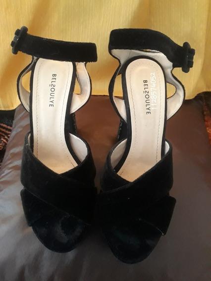 Sandalias De Fiesta Dama