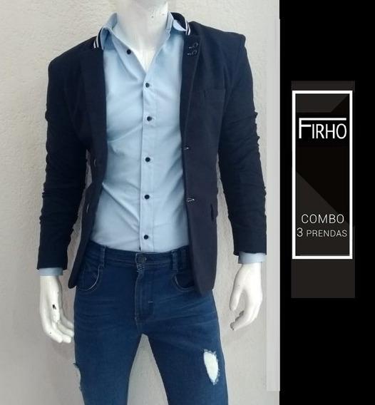 Conjunto De Saco De Vestir 03