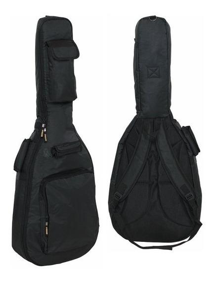 Warwick Funda Guitarra Electro Acustica Reforzada Rb20519b