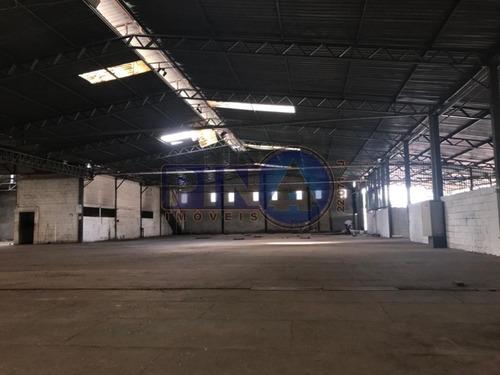Imagem 1 de 8 de Galpao Para Alugar Em Aparecida De Goiânia - Gl00117 - 69542548