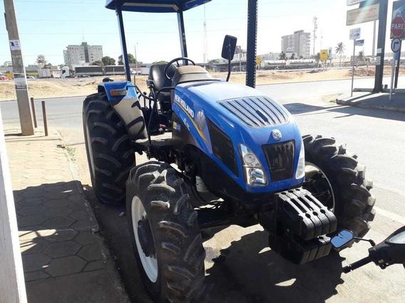 Trator Tl 75 E 4x4 New