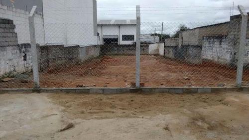Terreno Industrial Para Locação, Chácaras Reunidas, São José Dos Campos. - Te0111