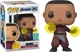 Funko Pop Wong 493 - Avengers Limited Edition Original