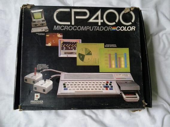 Prologica Cp 400 Color Computador Microcomputador Cp 400