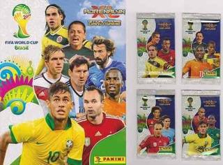 Copa Mundo Fifa Brasil 2014 - Adrenalyn Cards Game Changers
