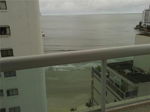 Apartamento Residencial À Venda, Astúrias, Guarujá. - Ap3870