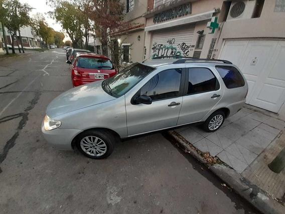 Fiat Palio Weekend Gnc