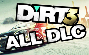 Dlcs Dirt 3 + Hydrophobia Prophecy - Ps3 (digital)