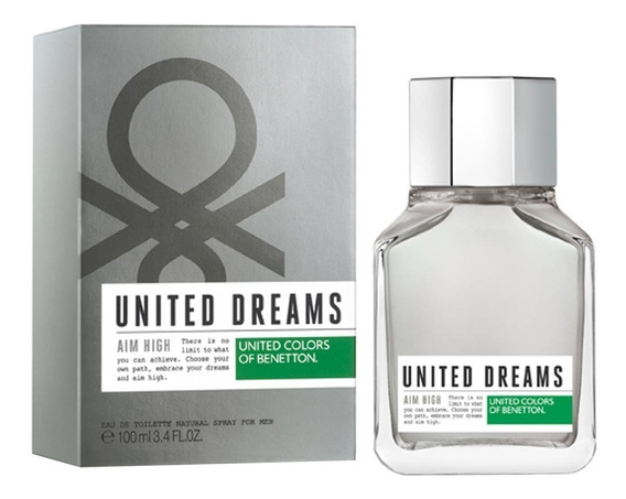 Perfume United Dreams Aim High 100ml | 100% Original