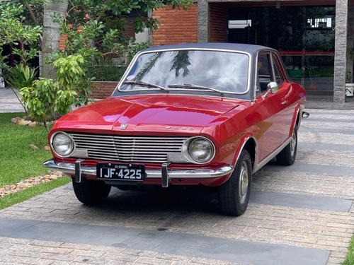 Ford Corcel I Luxo 1970
