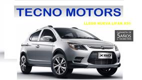 Nueva Lifan X50, Tecno Motors Concesionario