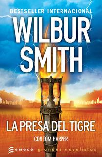 La Presa Del Tigre De Wilbur Smith- Emecé