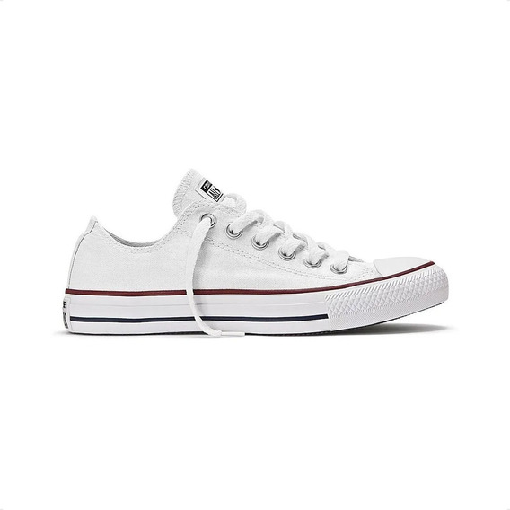 Zapatillas Converse Chuck Taylor All Star Ox Blanco Unisex
