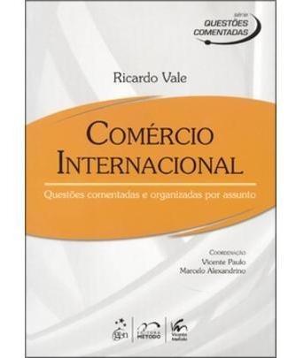 Comércio Internacional - Série Questões Comentadas