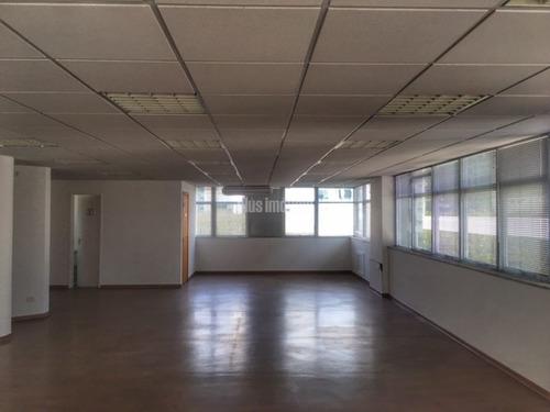 Imovel Da Locacao Alameda Santos - 150m² - Meio Andar Ou Andar Inteiro - Pj50483
