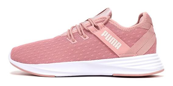 Zapatillas Puma Radiate Xt Para Mujer - Negro Y Rosa/ Oferta