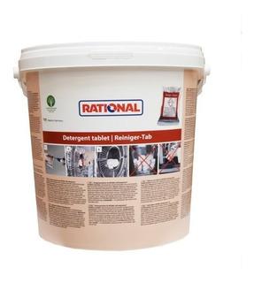 Pastillas Limpieza Detergente Horno Rational X100 Unidades