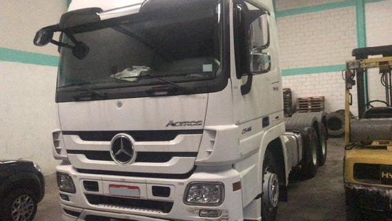 Mercedes Benz Actros 2546 6x2 2014