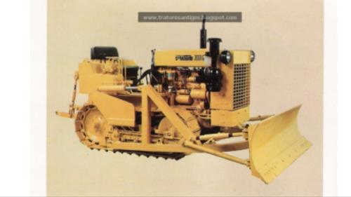 Trator De Esteira Sm 300 C