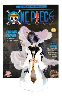 Coleccion Figuras One Piece Salvat Nº 49 Caesar Clown