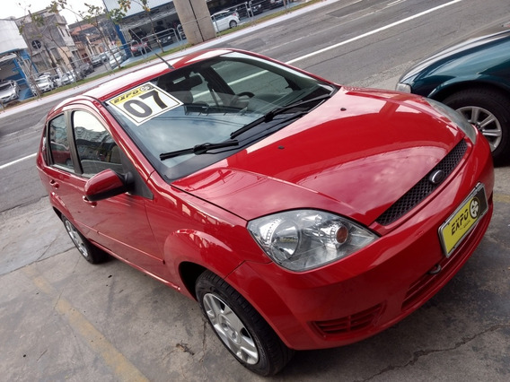 Ford Fiesta Sedan 1.0 Flex 2007 Completo