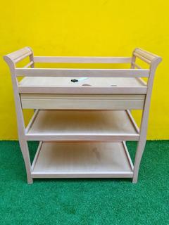 Mueble Cambiador De Pañal Para Niños