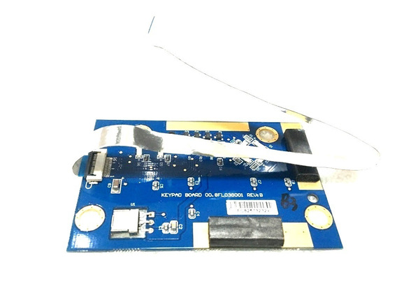 Placa Teclado Com Flat Do Projetor Dell 1410x