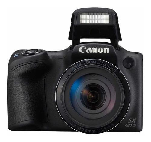 Cámara Digital Canon Sx420 Is 20 Megapixes+ Tripie + Estuche