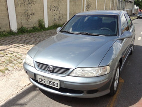 Gm Chevrolet Vectra 2.2 Gls 4p Ano 2000/2000
