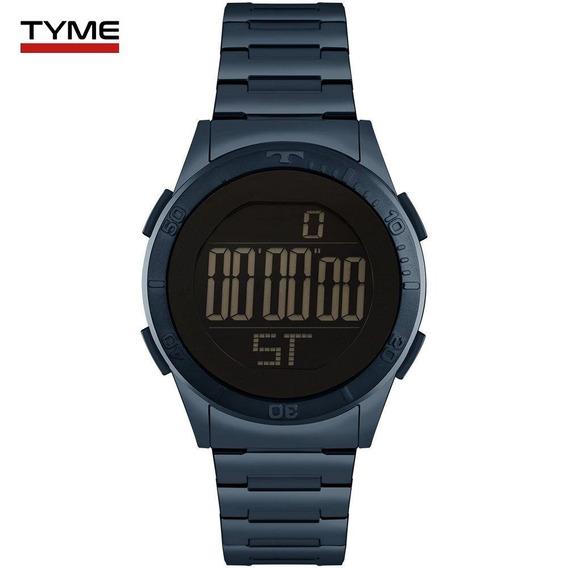 Relógio Technos Feminino Skydiver Bj3361ac/4p Azul - C/ Nfe