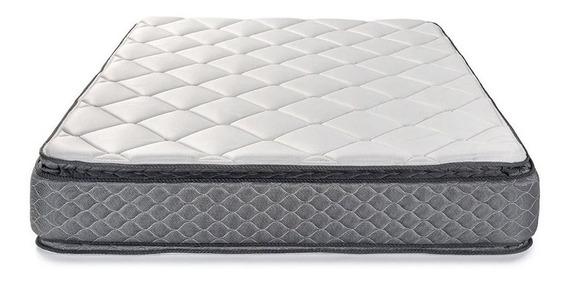 Colchon Piero Namaste Pillow Top 190 X 140 2 Plazas Cuotas