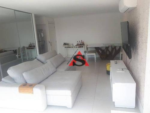 Imagem 1 de 18 de Apartamento Com 2 Dormitórios À Venda, 68 M² Por R$ 740.000,00 - Vila Gumercindo - São Paulo/sp - Ap43393