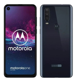 Celular Moto One Action 128gb
