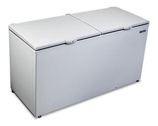 Freezer Horizontal Metalfrio 2p 546lbranco 127v Da550b2352