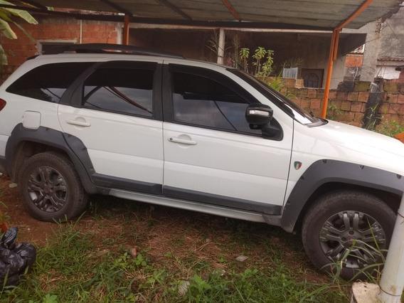 Fiat Palio Adventure 2012 1.8 16v Flex 5p