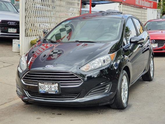 Ford Fiesta Hb Se 2016 Ta Factura De Agencia Impecable!!