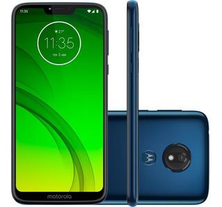 Smartphone Motorola Moto G7 Power 6.2 Azul Navy - Xt1955-1