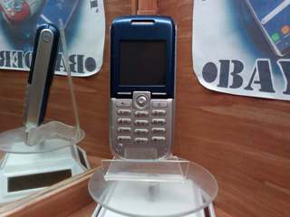Sony Ericsson K300 Telcel Azul --envío Gratis--