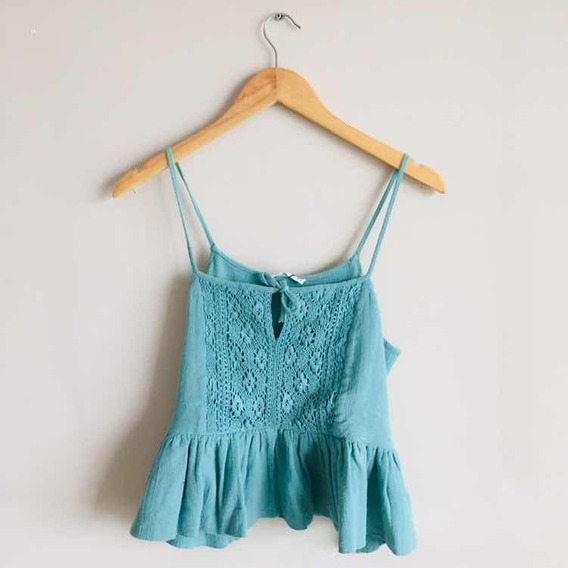 Remera/top Mango/forever 21