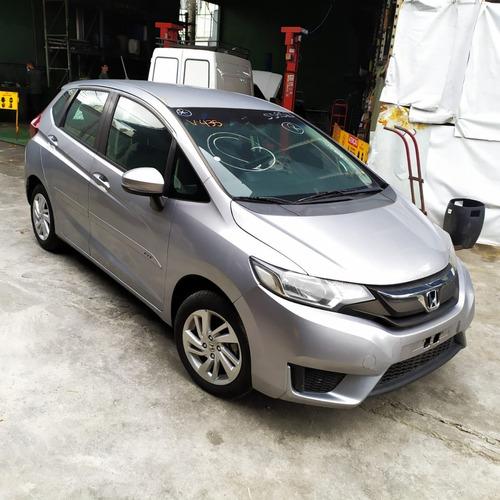 Honda Fit Lx Cvt 1.5 2017/17 ( Sucata )