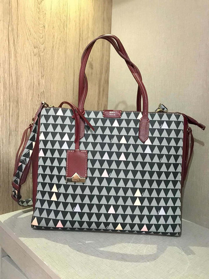 Bolsa Triangle Black Original Schutz