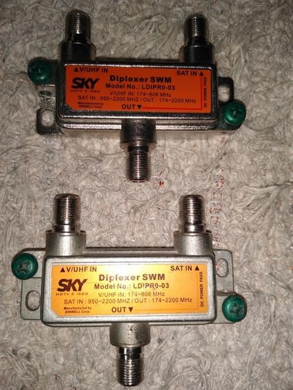 Diplex Antena Sky