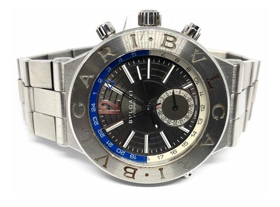 Relógio Bvlgari Diagono Aço
