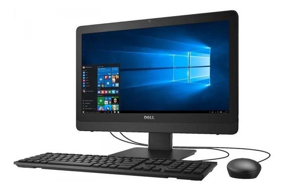 All In One Dell 19.5 Pol Core I3-6100u 6ºth 4gb Hd 1tb Win10