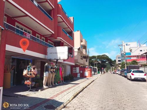 Sala Comercial A Venda No Centro De Bombinhas - 95973
