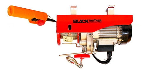Aparejo Electrico 125/250kg 12mt Malacate Montacarga Guinche