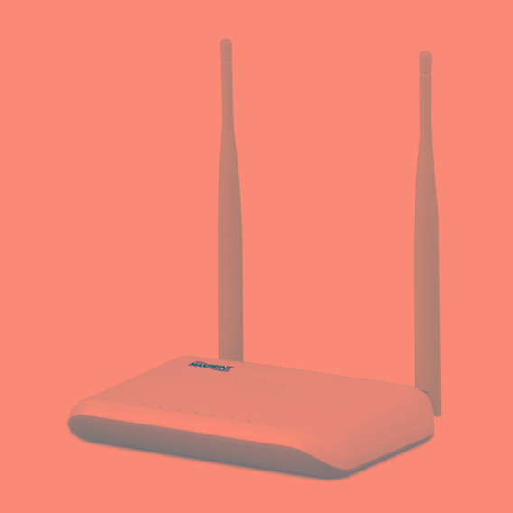 Roteador Wireless 2 Antenas Maxprint Maxlink Wls 3002a Ipv6