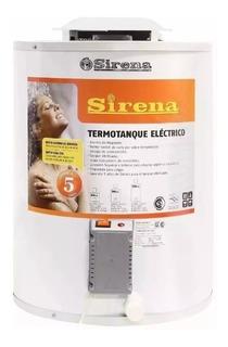 Termotanque Sirena 40lts Te40 Electrico Inferior Superior