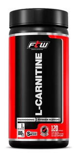 L-carnitine 120caps 1000mg Ftw Full