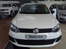Volkswagen Gol Trend 5 Puertas Full 2017 0km Oferta $225000